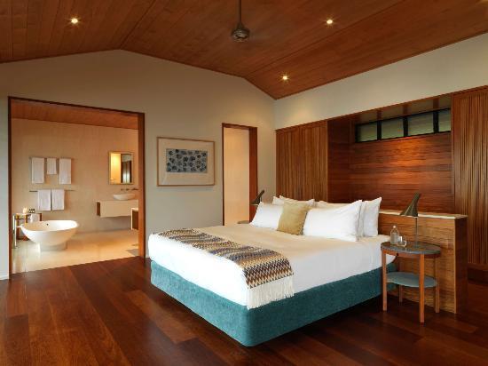Qualia Resort: Windward Pavilion bedroom, qualia