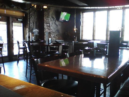 Crazy Horse Stonegrill Steakhouse & Saloon : interior of restaurant