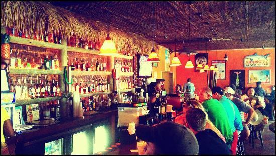 Bar Picture Of Sharkeez Tiki Bar Nassau Tripadvisor