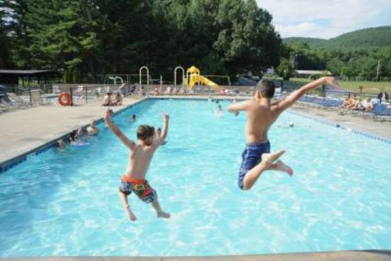 Lake George RV Park : Jump into fun!