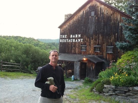 Pawlet, VT: Barn restaurant - great VT destination!