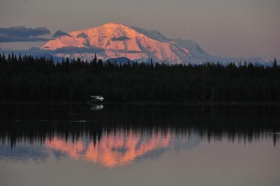 Willow Lake B&B : Beautiful view