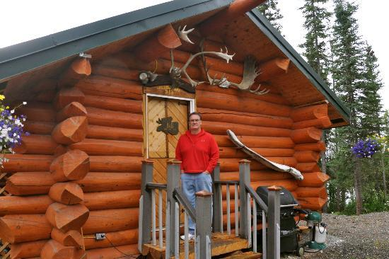 Willow Lake B&B : Wonderful cabin
