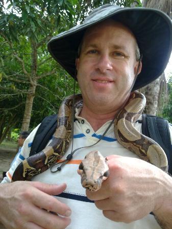 La Fuente del Amazonas Lodge : Visitor Areas