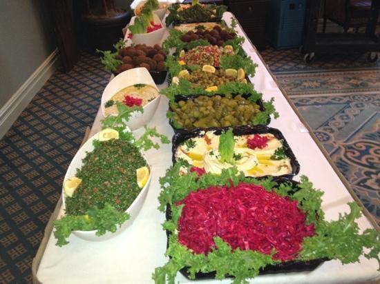Al Basha: Albasha Middle eastern & Lebanese cuisine
