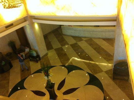 Holiday Inn Hefei Downtown: Reception dal Ristorante