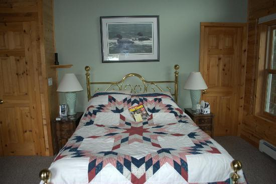 Sunny Rock Bed and Breakfast Minden: Our room