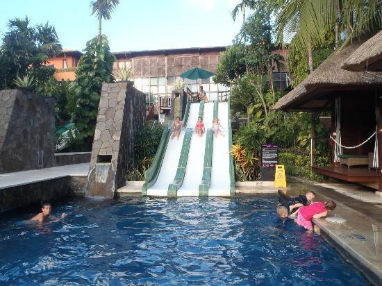 Waterslides Picture Of Hard Rock Hotel Bali Kuta