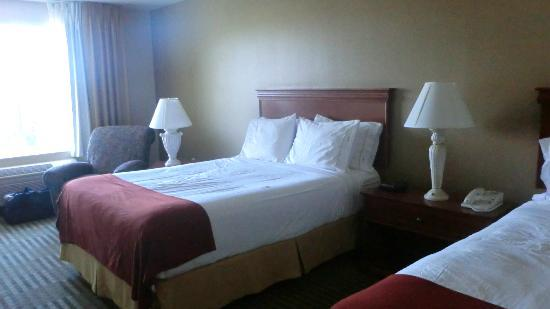 Holiday Inn Express Walla Walla: Crisp clean and neat!