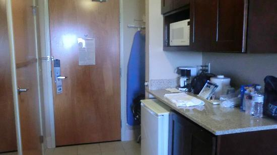 Holiday Inn Express Walla Walla: Kitchen area