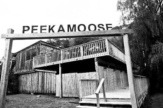 Peekamoose Restaurant: exterior view