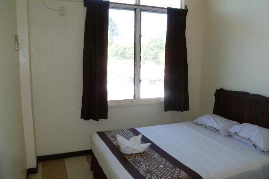 Pasefika Inn: Standard room
