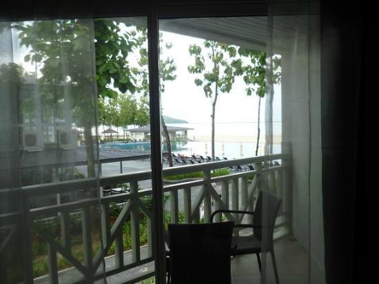 Century Langkasuka Resort: view from room