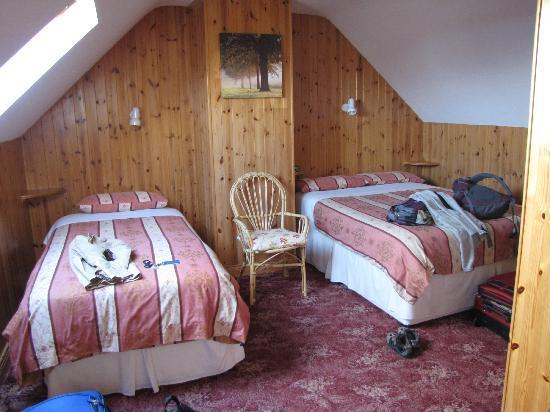 Devane's B&B : bedroom