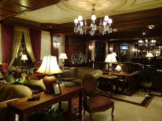 The Madison Hotel: Lobby 1
