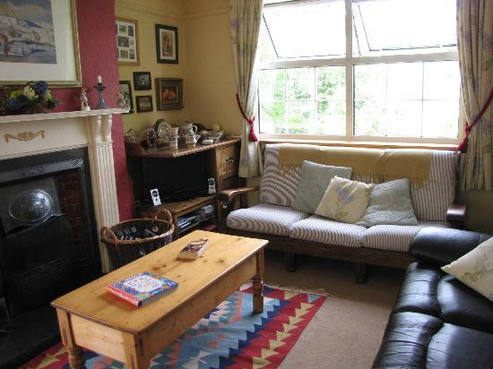 Glencairn Bed and Breakfast: sitting room