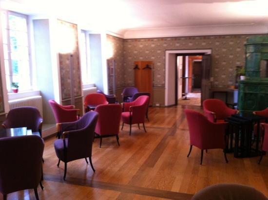 Seminarhotel Unterhof am Rhein: Pausenraum