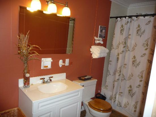 Fortune Harbour View B & B : Bathroom