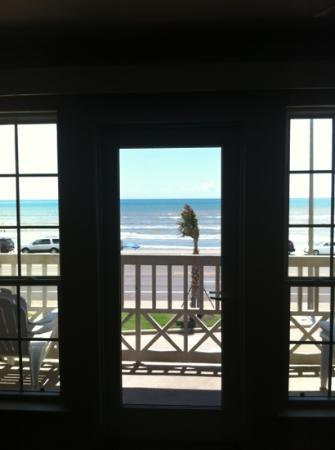 The Victorian Condo-Hotel Resort & Conference Center: view from our condo