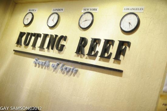 Kuting Reef