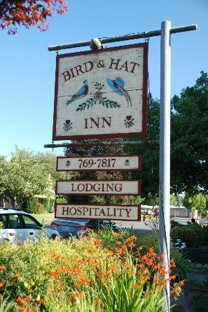 Bird & Hat Inn: Bird and Hat Inn