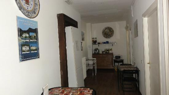 B&B Borghi: Hallway no.2