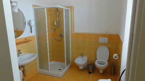 B&B Borghi: The bathroom