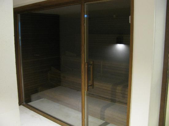 Alma Barcelona: sauna sec