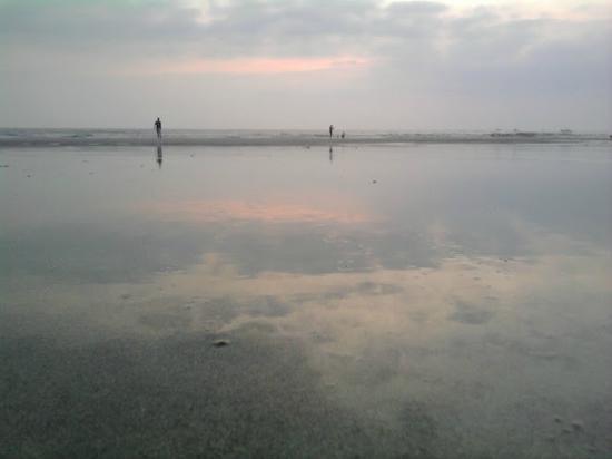 Kashid Beach: sunset