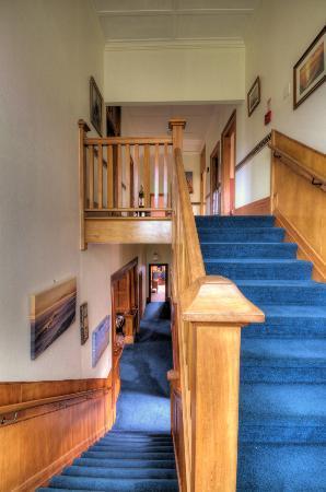 Cedar House: Stairs