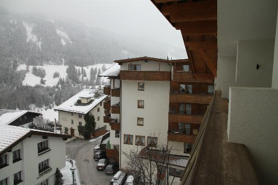 Family Hotel Adler: view from room