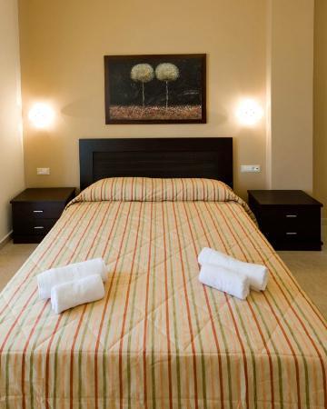 Aenaon Apartments: Double room