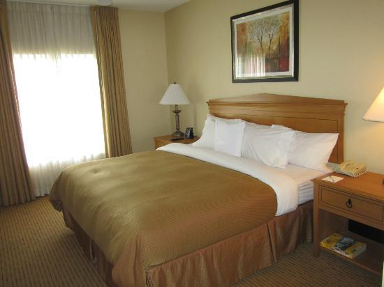 邁阿密機場/藍色瀉湖希爾頓惠庭套房飯店照片