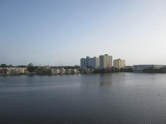 Homewood Suites Miami-Airport / Blue Lagoon: View from room 509