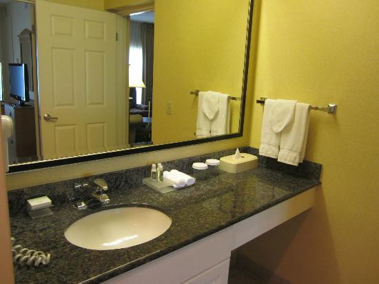 Homewood Suites Miami-Airport / Blue Lagoon: Room 509