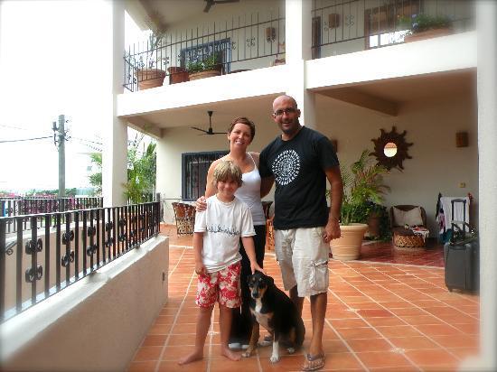 Hotel La Quinta del Sol: Remi & Larissa