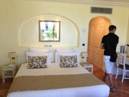 Chateau De La Messardiere: chambre suite