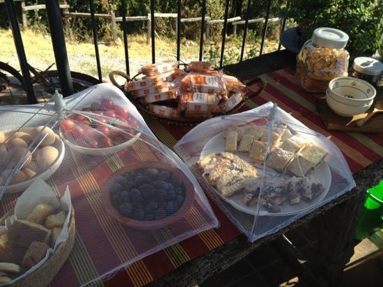 Terre Brune Resort: colazione