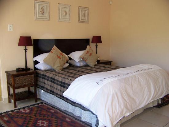 African Roots Guest House: Queen Room