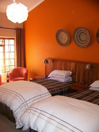African Roots Guest House: Twin Room