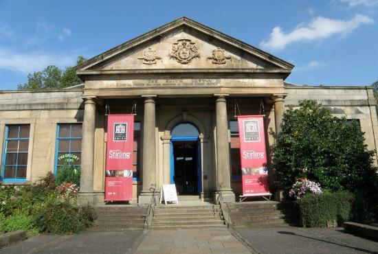 ‪Stirling Smith Art Gallery & Museum‬