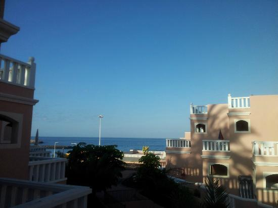 Sol Sun Beach Apartments by Melia: Aussicht vom Balkon am Morgen