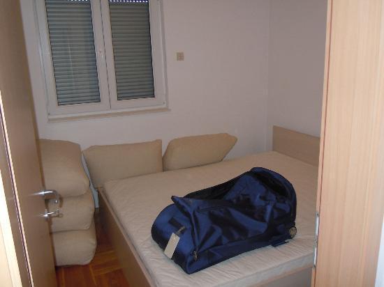 Villa Luciana: camera da letto