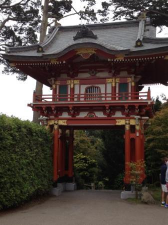 Suppenkuche: japanese tea garden, golden gate park