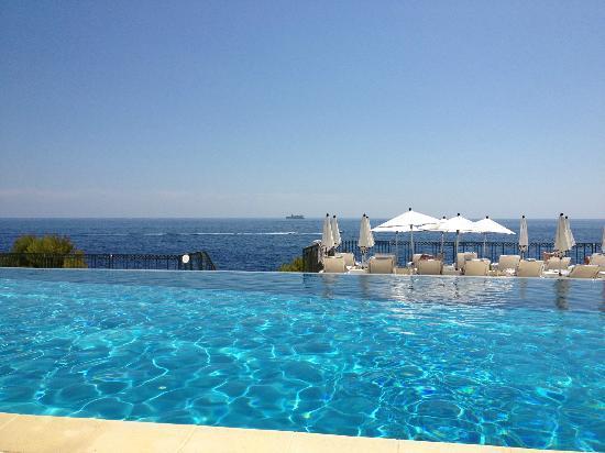 Grand-Hotel du Cap-Ferrat: piscine club dauphin
