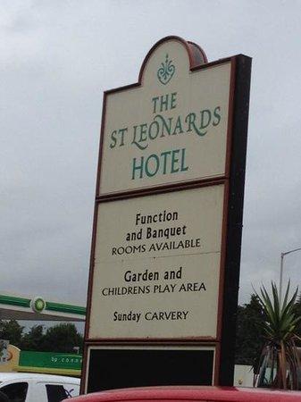 St. Leonards Hotel: St. Leonardo hotel