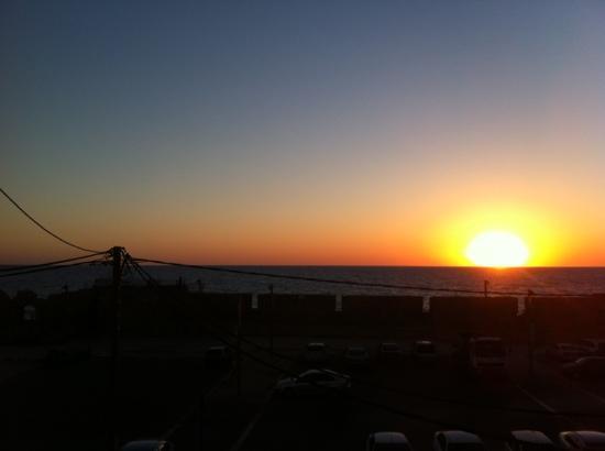 Sunset view fromBeit Maha