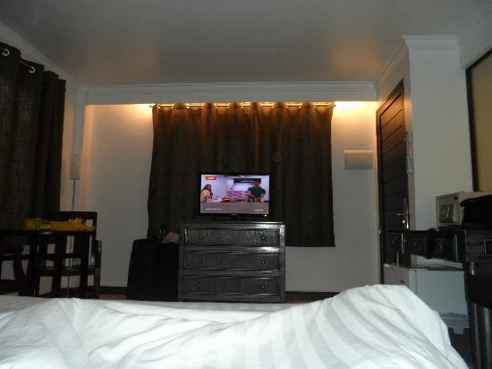 Erus Suites Hotel: Suite room