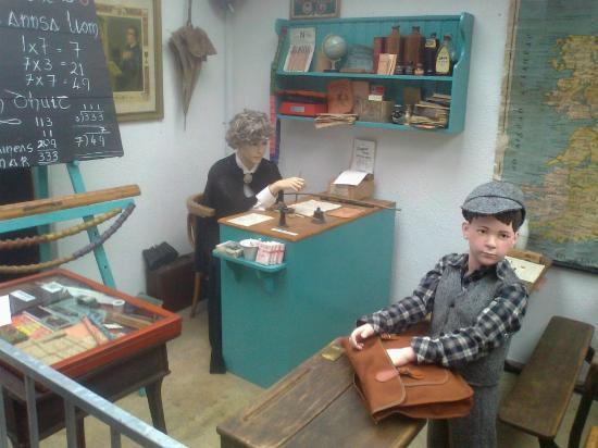 Derryglad Folk & Heritage Museum: school days