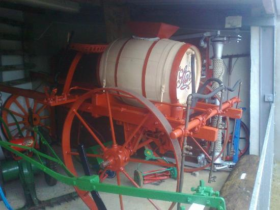 Derryglad Folk & Heritage Museum: farming